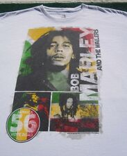 BOB MARLEY and the WAILERS reggae 2XL T-SHIRT xxl