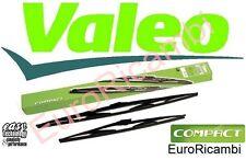 WIPER BLADES KIT VALEO R65+R41 PEUGEOT 206 CC 2000-02/2007 SPATULAS