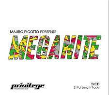 Mauro Picotto = Meganite = Technasia/Athos/Broom/Beyer... = TECHNO MINIMALE House