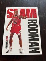 DENNIS RODMAN 1996-97 Skybox  Slam!! #326 Chicago Bulls NMMT NBA Card