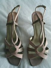 Orlando - Mother Of The Bride Grey/Silver Shoes Size Uk4 Worn Once
