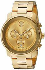 Movado 3600278 Men'BOLD Metal Chronograph Watch