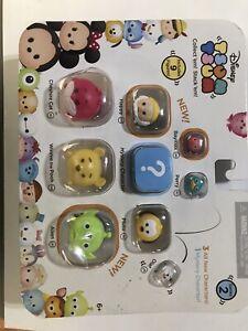 Disney Tsum Tsum 9 PacK Figures Series 2 Style #1 NIB