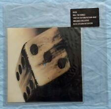 RUSH Roll The Bones SQUARE PICTURE DISC UK 1992 Atlantic A 7524 TE 33⅓ RPM MINT-