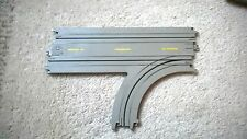 Tyco US1 Junction RARE USA Version Centre marquage route 00 slot car LHD Camion