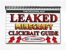 LEAKED Minecraft Clickbait Guide Book