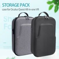 For Oculus Quest All-in-one VR Gaming Headset Carrying Bag EVA Cover Case Bag