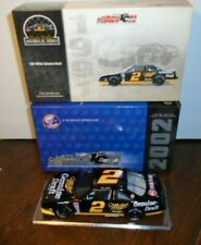 ACTION 2002 RUSTY WALLACE #2 MILLER HISTORICAL SERIES 1991 PONTIAC GRAND  1/24