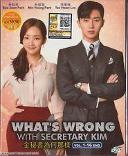 Korean Drama DVD What's Wrong with Secretary Kim (2018) English Subtitle