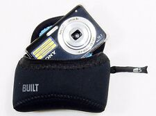 Soft Shell Camera Case ~ BUILT NY #5620 ~ Carries & Protects Standard Cameras