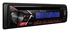 PIONEER DEH-S100UBB AUTORRADIO CD MP3 USB AUX FLAC > 2 AÑOS DE GARANTÍA