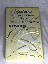Future/Dreams Hanging PLAQUE
