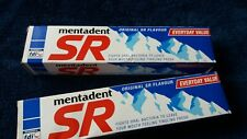 Mentadent SR Toothpaste 100ml -  Two Boxes  Discontinued