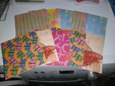 YVONNE CREATIONS A240 2X 3D SHEETS FOR  CARDS 30X21 CM NEW//NO SCISSORS NEED