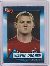 2004 ROOKIE REVIEW WAYNE ROONEY CARD #97 ~ SOCCER ~ ENGLAND ~MULTIPLES AVAILABLE