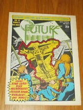 FUTURE TENSE #4 MARVEL BRITISH WEEKLY 26 NOVEMBER 1980 STARLORD MICRONAUTS