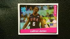 RARE Lebron James Sticker - Panini London 2012 - MINT Condition