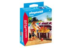 Playmobil Special 9358 Pirate Treasure Chest Tesoro Pirata NEW BOXED Worldwide