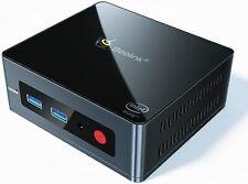 New - Beelink Mini PC GK Mini Intel Processor J4125(up to 2.7GHz) Windows 10