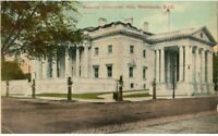 Vintage 1912 Postcard Memorial Continental Hall Washington DC