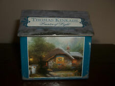 Thomas Kinkade 100 piece Cottage Mini- Puzzle