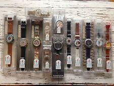 Lotto di 13 Orologi Swatch collezione Atlanta 1996