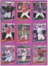2020 DONRUSS HOLO PINK RETAIL PARALLELS W/RC'S ***YOU PICK***
