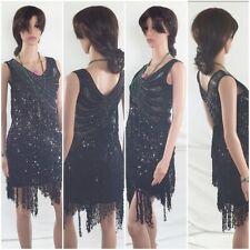 Forgrace Sequenced Flapper dress