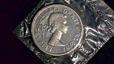 1962 Canada Silver One Dollar