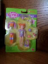 2002 Fashion Polly pocket SPORTS STAR Lea Soccer player Target Exclusive