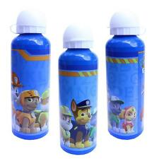 Templar carácter Metal Drink Botella Con Tapa prueba Leak-Paw Patrol azul