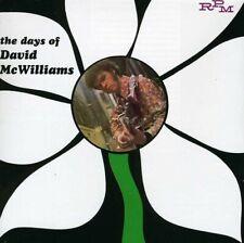 David McWilliams - The Days Of David McWilliams [New CD] UK - Import