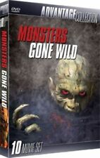 10movie DVD 5Disc Barbara STEELE Don SULLIVAN,Giant Gila Monster,Leeches,Veil