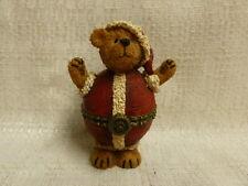 Boyds Bear Nickie Plump'n Waddle...Wish Treasure Box 1E 4014771 New In Box