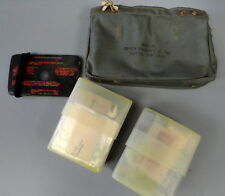 USAF/USN 2 PART PILOT SURVIVAL KIT W/CONTENTS AND MIRROR