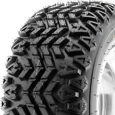 SunF 21x7-10 20x10-8  All Terrain ATV Tires 4 Ply Tubeless  G003 [Bundle]