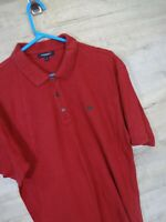 "vtg 90s BURBERRY London   Golf  Polo Shirt  BURB1 40"" chest large"