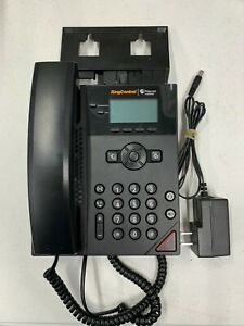POLYCOM Black VVX150 2 Line 2201-48810-001 VOIP Business Office Phone