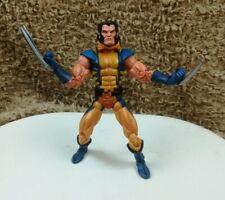 "Marvel Legends Wolverine-desenmascarado Variante Marvel ToyBiz 6"" acción figura 2006"