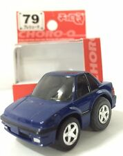 JAPAN TOMY CHORO Q NO 79 HONDA PRELUDE VINTAGE CAR RARE