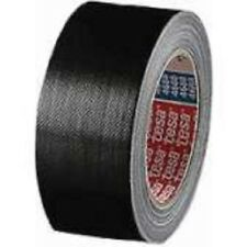 Tesa Tapes 744-53949-00000-02 Gaffers Tape Poly Coated Cloth Black Glare Free Conductive Wire Glue Pastes