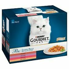 Gourmet Perle Country Medley in Jelly (Turkey  Trout  Duck & - 12pk - 573183