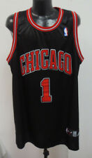 CHICAGO BULLS DERRICK ROSE NBA JERSEY SIZE 54 STITCH ADIDAS MENS BASKETBALL