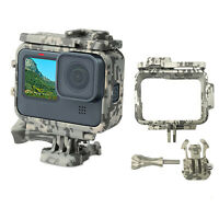 Protective Frame Mount Housing Border Case Cage for GoPro Hero 9 Action Camera