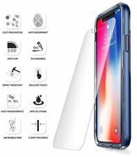 For Apple iPhone X Premium Tempered Glass Hd Screen Protector Film Guard Usa