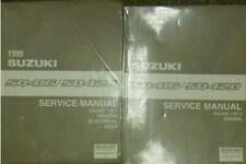 Manuales de reparación y servicios Vito Suzuki