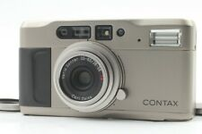 【EXC+++++】 Contax TVS Point & Shoot 35mm Film Camera From Japan 0179