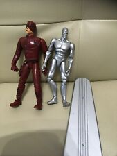 Marvel Action Figures Daredevil And Silver Sufer