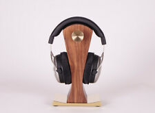 Codia Headphone stand T2 Walnut with Titanium-gold Base