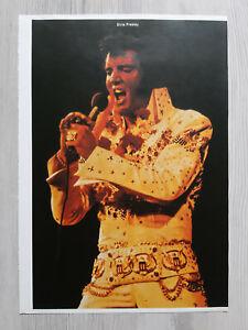 Elvis Presley -  ELVIS '73  DIN A4 Poster + ...